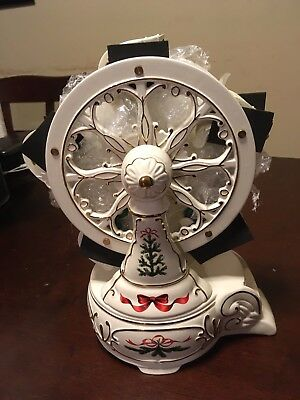 Holiday Classic Ferris Wheel - Avon 2001 - Christmas Display - Unused in Box
