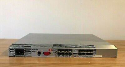 BROCADE SWITCH 300 Fibre Channel SAN - 24 Port Active License + 24