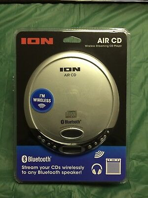 Portable Bluetooth CD Player New Sealed