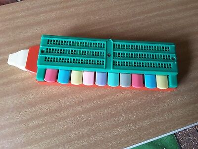 Vintage Collectable  recorder ?  Musical Instrument plastic japan 1970s sun