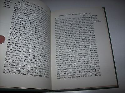 """RARE """"St Paul From the Trenches"""" 1948 Watchtower research New Testament Jehovah"""