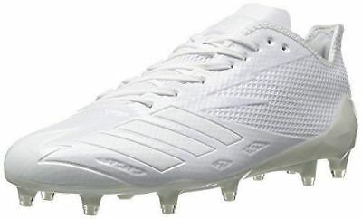eb8f57012 Mens Adidas Adizero 5 Star 6.0 Low Football Cleats Boot White Size 13.5  BW1087