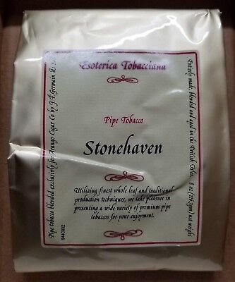 Esoterica Stonehaven sealed collector bag by J.F. Germain's