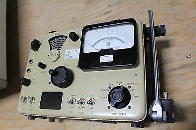 Potomac Instruments Field Strength Meter Model FIM-71 METER