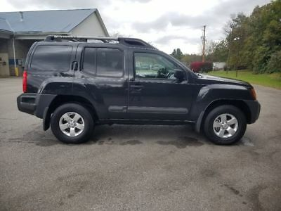 2012 Nissan Xterra S 2012 Nissan Xterra S 4wd and manual transmission
