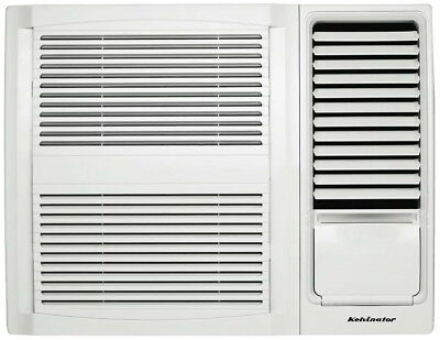 Kelvinator 1.6 KW Cooling Only Window Wall Air Conditioner KWH15CME
