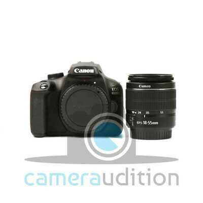 Genuino Canon EOS 4000D Digital SLR Camera with EF-S 18-55mm f/3.5-5.6 III Lens