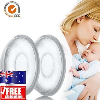 2Pcs Breast Milk Saver Collector Breast Storage Cover Galactorrhea Collection