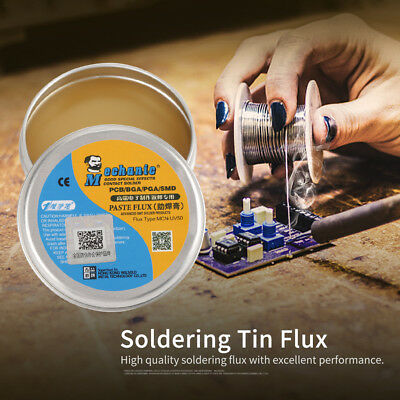MCN-UV50 Paste Flux Soldering Tin Flux Electric Soldering Iron Flux for PCB/SMD