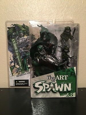 The Art of Spawn Series 26: Curse 2 *Brand New & MIB*