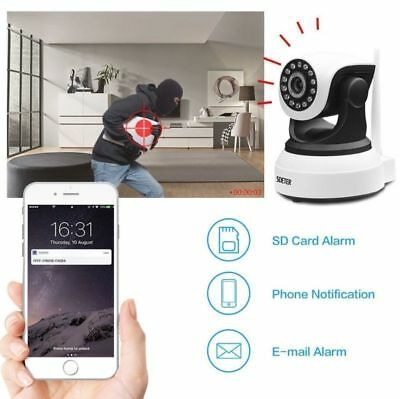 1080P Wireless WiFi IP Camera CCTV Security Motion Detection Video WIFI Webcam