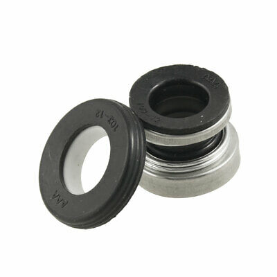 "0.7"" Height 12mm Single Coil Spring Water Pump Mechanical Seal"