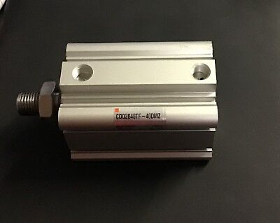 SMC CDQ2B40TF-40DMZ COMPACT CYLINDER new (ref25)