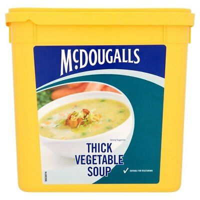 McDougalls Thick Vegetable Soup 2.25 KG