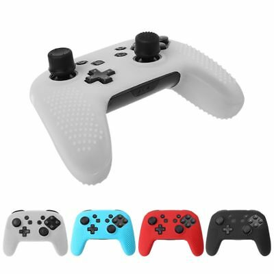 Silicone Cover Skin Case Protector Anti-slip for Nintendo Switch Pro Controller