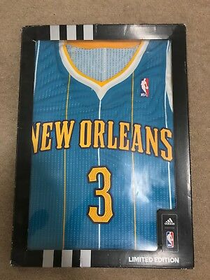 Chris Paul New Orleans Hornets Adidas Authentic Jersey Nba Basketball  Limited 1105ea779