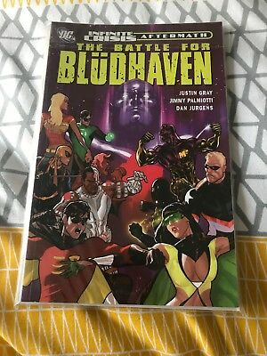The Battle For Bludhaven (infinite Crisis Aftermath) Graphic novel