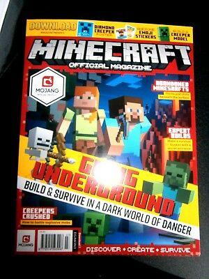 Minecraft Official Magazine Issue 7 (new)