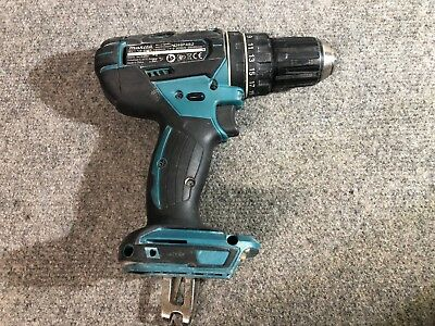 Makita DHP482 18v 13mm LXT Cordless Combi Drill Bare Unit Body Only - USED
