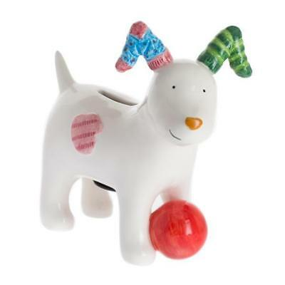 John Beswick Snowman The Snowdog Money Bank