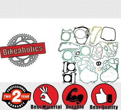 Athena Complete Gasket Set for Aprilia Scooters