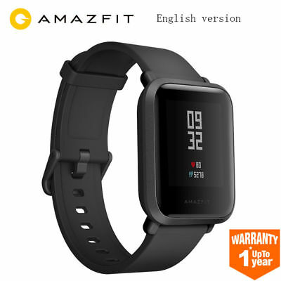 Original Xiaomi Amazfit Bip Smart Watch OLED Heart Rate Monitor Globlal Version