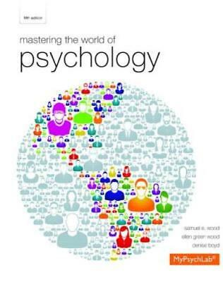 Mastering the World of Psychology (5th Edition) - Standalone book