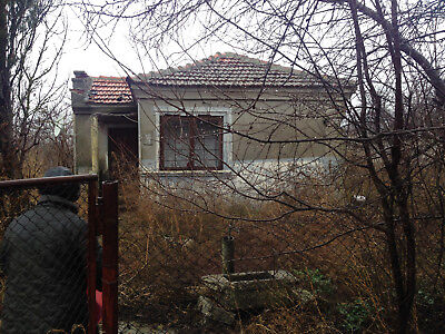 Black Sea property house only 5 km to the small local beach Kavarna Bulgaria