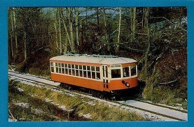 Mary Jaynes Tram Trolley Postcard ~ Johnstown Traction No 311 - Rockhill Museum