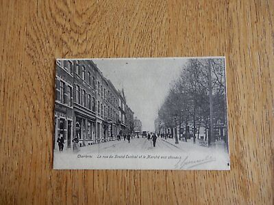 collections : carte postale Charleroi