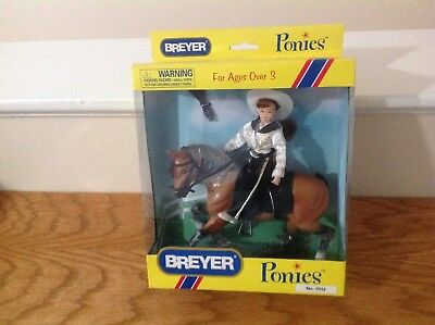 Breyer Horses Other Ponies and Rider #7012 Free Shipping