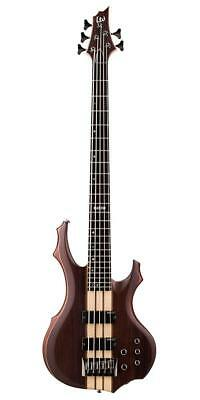 ESP LTD F-5E NS 5 String Electric Bass - NEW!! LF5ENS