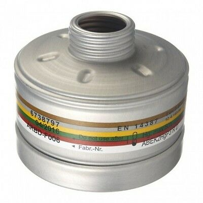 Dräger X-plore A2B2E2K2 Hg P3 R D 67 38 797 40mm Military Grade Gas Filter