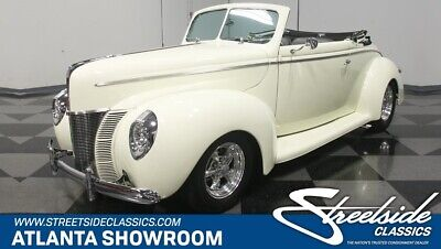 1940 Ford Other -- HIGH-LINE RESTO, STEEL BODY SOAKED IN AMAZING COOL VANILLA PAINT, BUILT 350 V8!!