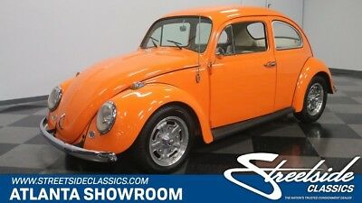 1964 Volkswagen Beetle - Classic -- NICELY RESTORED BEETLE, FRESH 1600CC FLAT 4, 4-SPEED, GR8 RUNNER, READY TO GO!!!