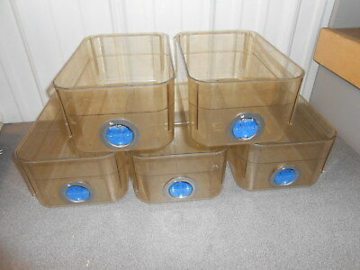 MOUSE/RAT LABORATORY CAGE Large ( 21 X 15 5 X 8 ) With Water Bottle