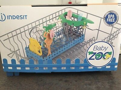 Indesit Baby Zoo dishwasher tray