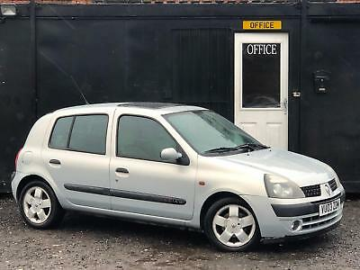 Renault Clio 1.4 Petrol Manual