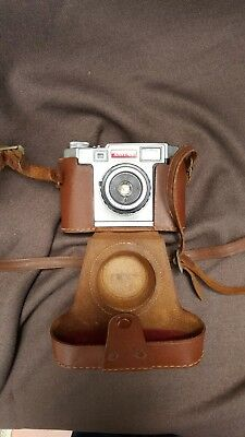 Anny 44 Vintage Japanese Camera from the 50's Hoei Industrial co. Hoei Lens 1:8