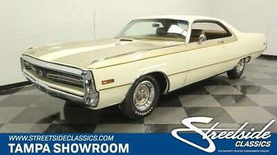 1970 300-H Hurst Edition 1970 Chrysler 300-H Hurst Edition Coupe 440 V8 3 Speed Automatic Classic Vintage