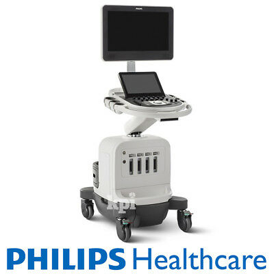 2015 Philips Healthcare Affiniti 50 Ultrasound Machine - Main System ONLY