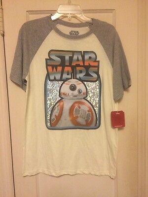 Disney Star Wars Unisex T-shirt Size Small