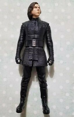 "Disney Star Wars The Last Jedi Tlj Force Link Kylo Ren 4"" Action Figure No Cape"