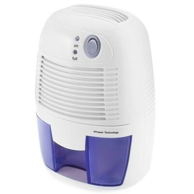 500ML Portable Mini Dehumidifier Electric Quiet Air Dryer for Home Bathroom