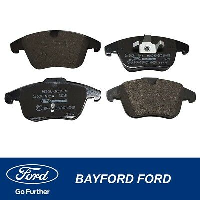 Genuine Ford Mondeo Ma/Mb/Mc 2007 - 2014 Front Caliper Brake Pad Motorcraft