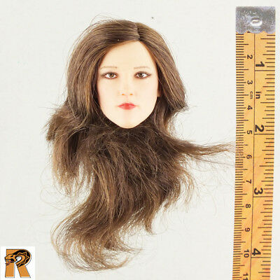 Touching Gold Captain Head w// Rooted Hair Pop Toys Action Figure 1//6 Scale