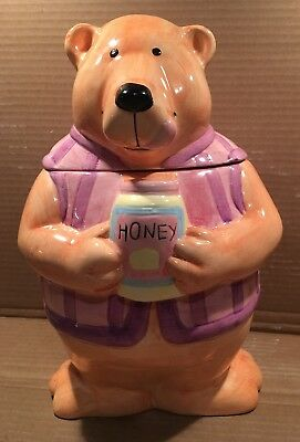 Honey Bear Cookie Jar