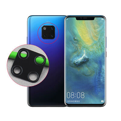 Replacement Parts Rear Back Camera Lens Glass Lid Cover For Huawei Mate 20 Pro