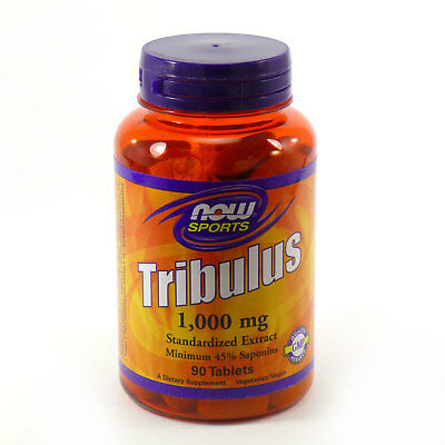 Tribulus 1000Mg    By Now Foods - 90 Tabs