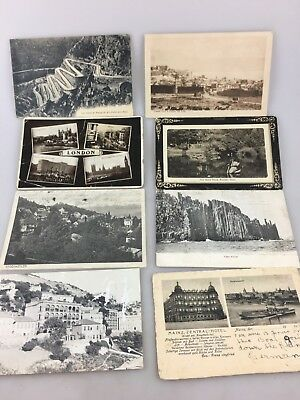 Vintage  Postcards - 7 Mixed Postcards & 1 Picture - London, Germany ++
